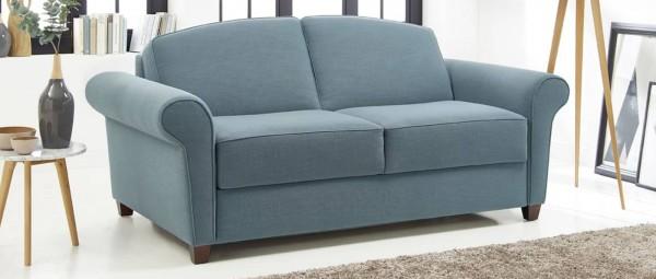STRALSUND DELUXE Bettsofa mit Lattenrost und Matratze von sofaplus