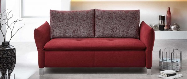 KONSTANZ DELUXE Schlafsofa mit Lattenrost von sofaplus