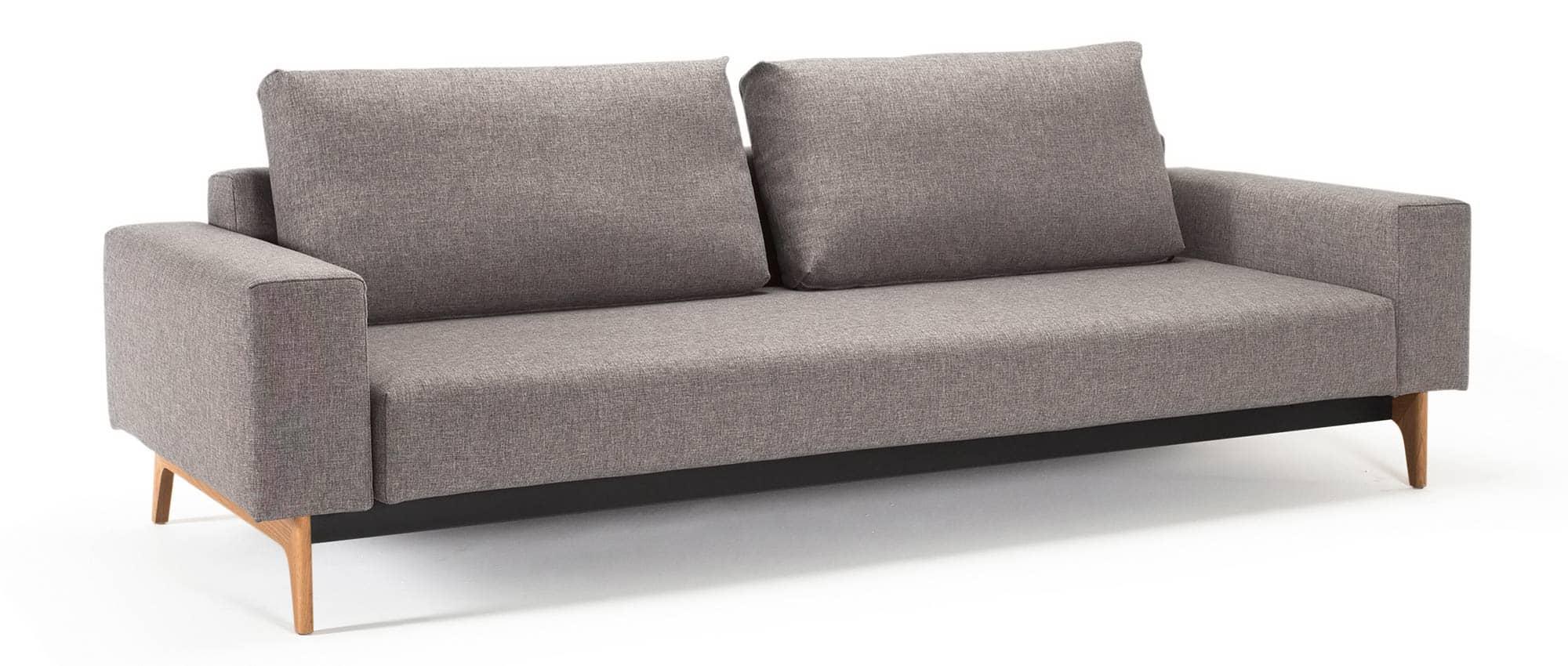 schlafsofa idun mit oder ohne lounger von innovation. Black Bedroom Furniture Sets. Home Design Ideas