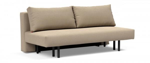 ACHILLAS Schlafsofa von Innovation mit Bettkasten und 2 x 80x200 cm Bett