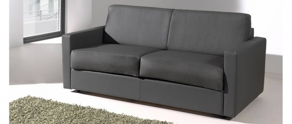 schlafsofa mit matratze und lattenrost hamburg deluxe. Black Bedroom Furniture Sets. Home Design Ideas