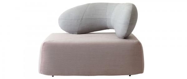 CHAT Sessel von Softline - mit Stoffen von KVADRAT