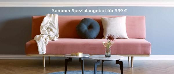 VANADIS Schlafsofa von Innovation