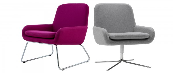 COCO, COCO SWIVEL Sessel von Softline