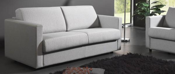 NEW JERSEY Schlafsofa mit Lattenrost und Matratze von sofaplus