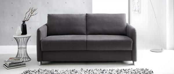 TRIER DELUXE Schlafsofa mit Lattenrost und Matratze von sofaplus