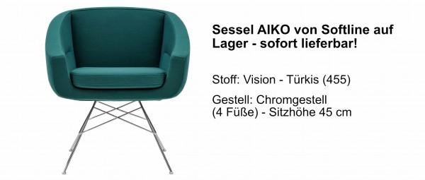 AIKO Dining Sessel von Softline - Einzelstück