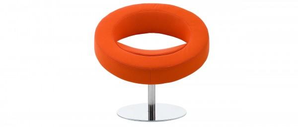HELLO Sessel von Softline - mit Stoffen von Kvadrat