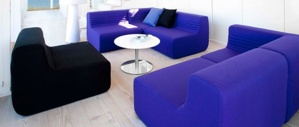 LOFT Modulsofa von Softline -  indoor, outdoor