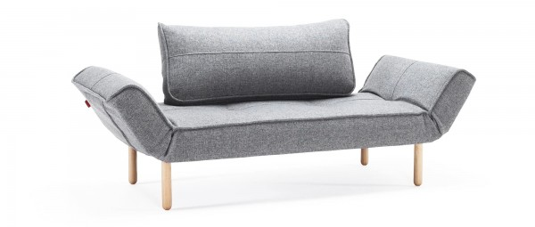 Innovation splitback schlafsessel for Schlafsofa ohne armlehne