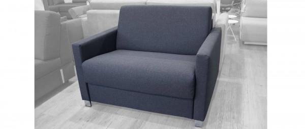 HAMBURG DELUXE Schlafsessel oder Eckschlafsessel mit Lattenrost und Matratze von sofaplus
