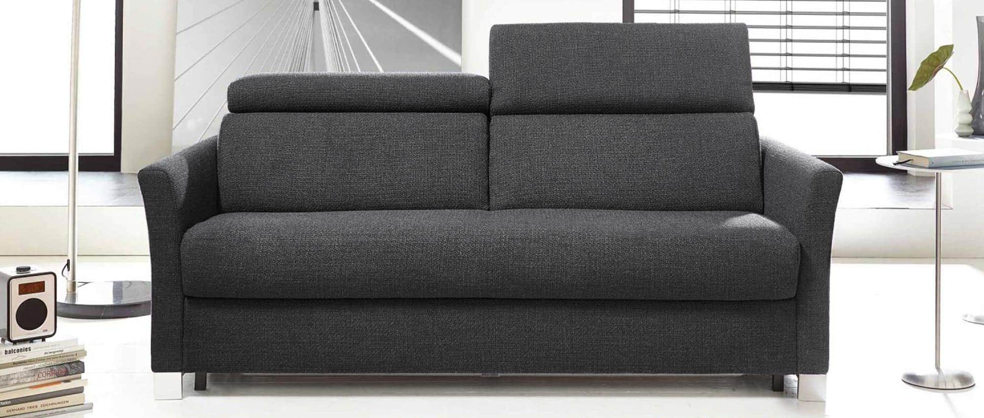 schlafsofa m nchen deluxe von sofaplus. Black Bedroom Furniture Sets. Home Design Ideas