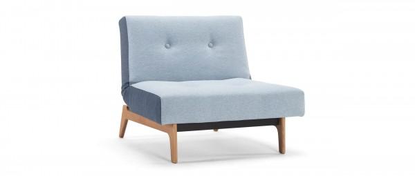 MODI Sessel mit zweifarbigem Bezug von Innovation