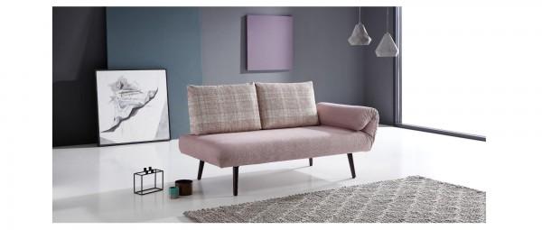 HEIDE DELUXE Daybed mit Lattenrost von sofaplus