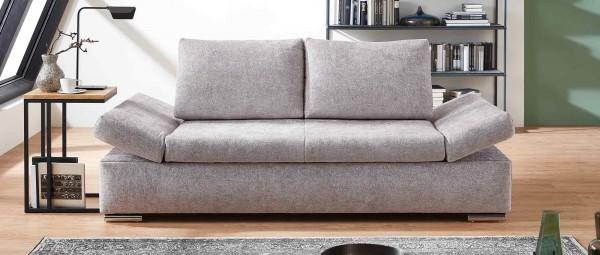 KIEL DELUXE Schlafsofa mit Matratze und Lattenrost von sofaplus