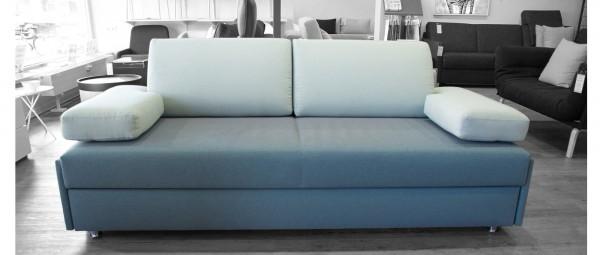 WIEN DELUXE Einzelliege mit Bettkasten oder Doppelbett von sofaplus