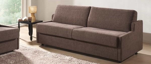 VIRGINIA - Emanti Schlafsofa mit Lattenrost und Matratze von sofaplus