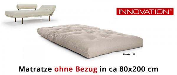 Matratze von Innovation ca. 80x200 cm für ROLLO Schlafsofa - ohne Extra Bezug