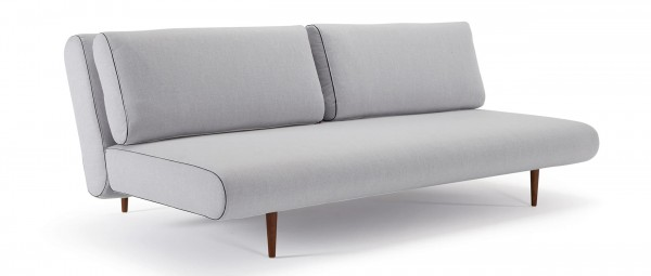 UNFURL LOUNGER Schlafsofa in diversen Stoffen von Innovation