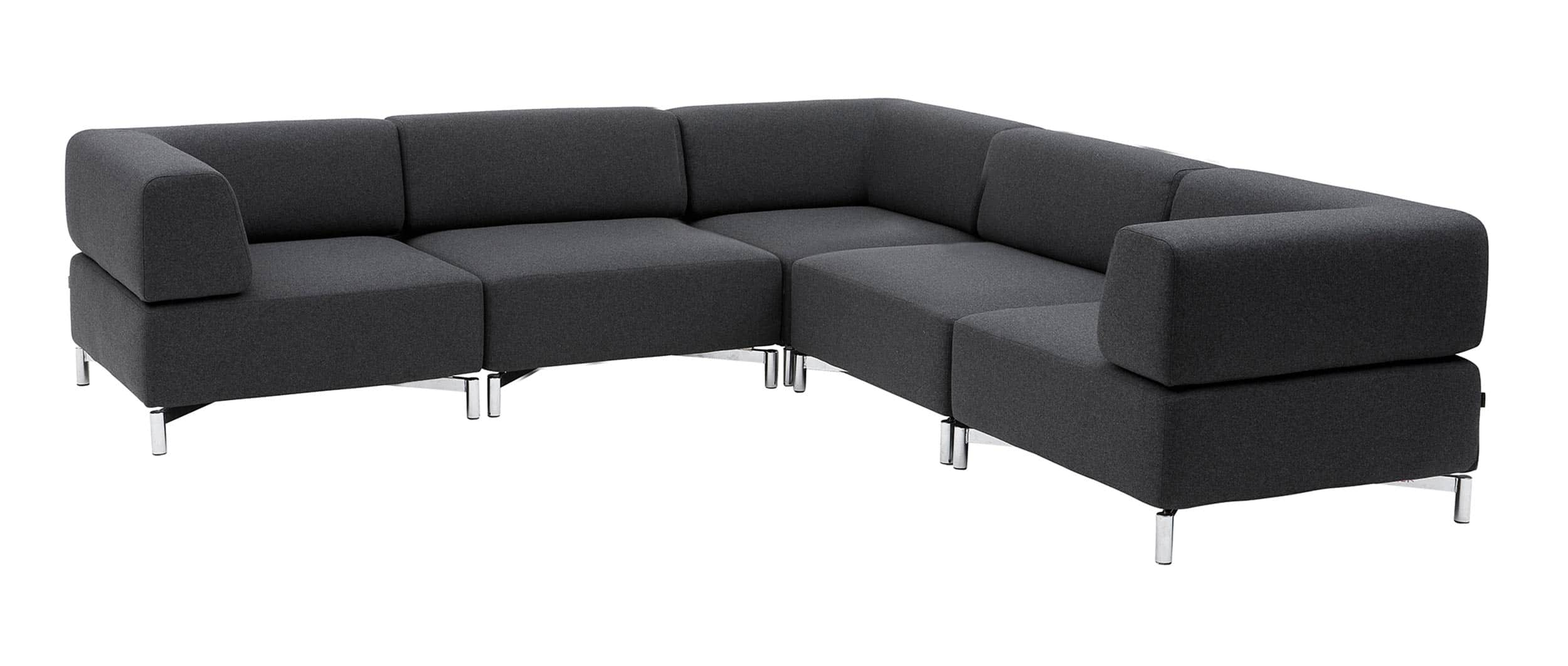 planet modulsofa von softline zum g nstigen preis. Black Bedroom Furniture Sets. Home Design Ideas