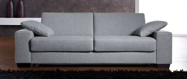 AMSTERDAM DELUXE Schlafsofa mit Lattenrost und Matratze von sofaplus
