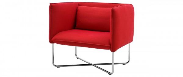 GROOVE Sessel von Softline - mit Stoffen von KVADRAT