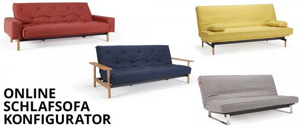 Schlafsofa - Konfigurator von Innovation - ASLAK, BALDER, MINIMUM, COLPUS, RONIA...