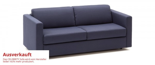 CELEBRITY Schlafsofa, Bettsofa mit Klappfunktion von Franz Fertig - Die Collection