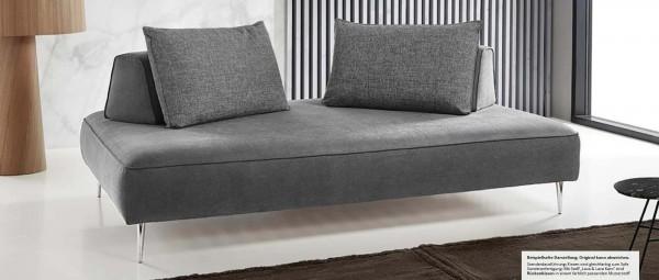 MÜNSTER DELUXE Schlafsofa und Tagesliege mit Lattenrost von sofaplus