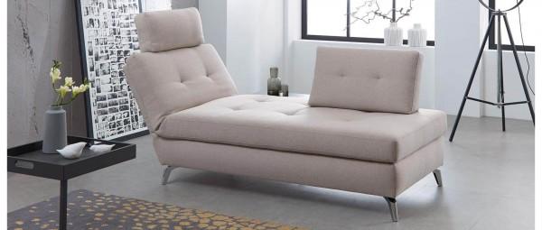 SALZBURG DELUXE Daybed mit Lattenrost und Bettkasten von sofaplus