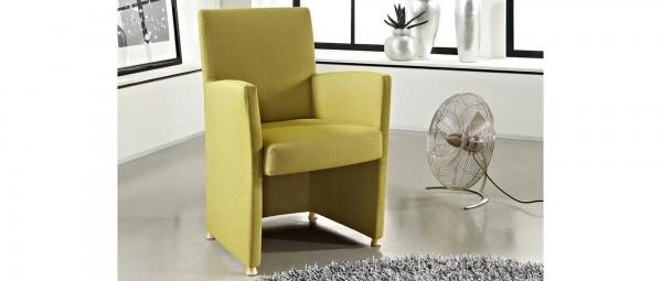 ULM DELUXE Sessel mit Kaltschaumpolsterung von sofaplus