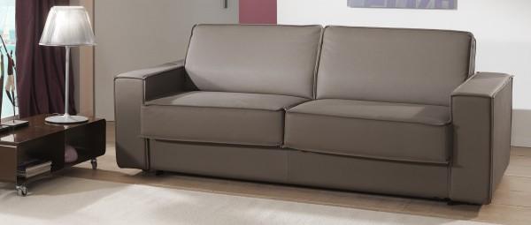 CHICAGO Schlafsofa mit Lattenrost und Matratze von sofaplus